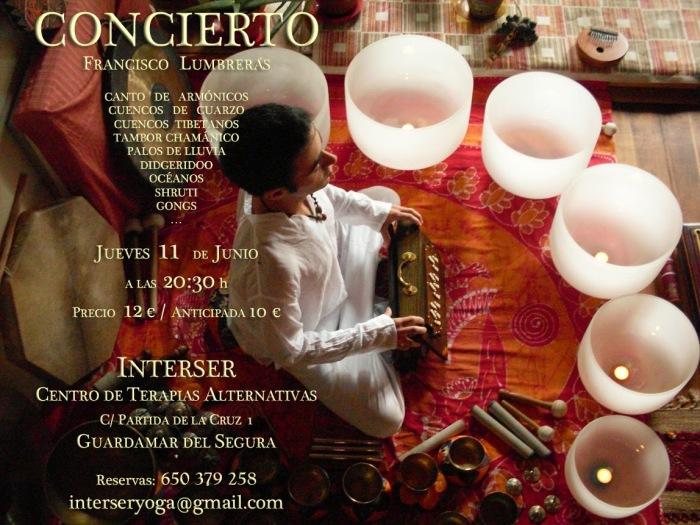 Concierto de Francisco Lumbreras